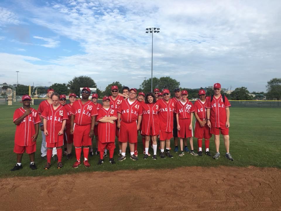 Arlington Eagles Softball Team