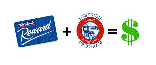 Tom Thumb Good Neighbor Program