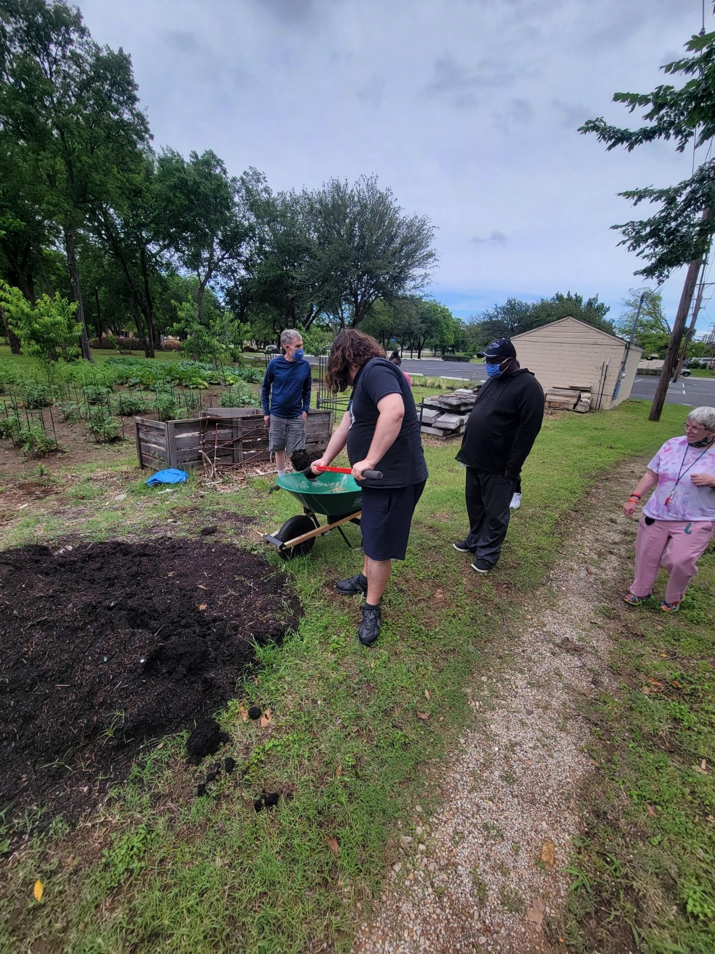 Connexion 3 Gardening